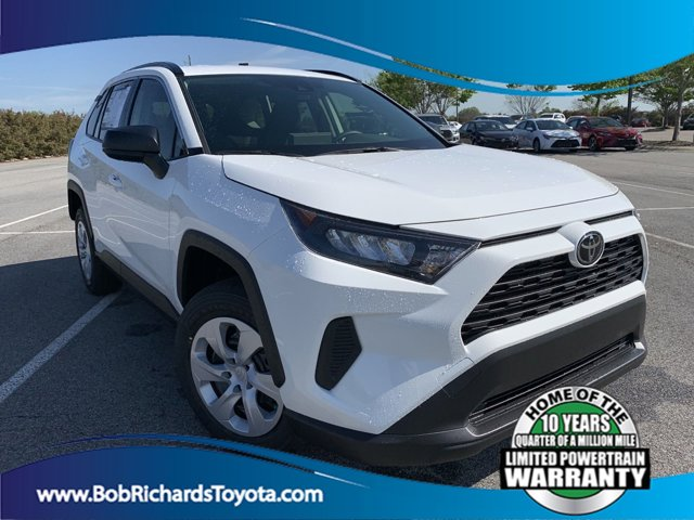 New 2020 Toyota RAV4 in Beech Island, SC