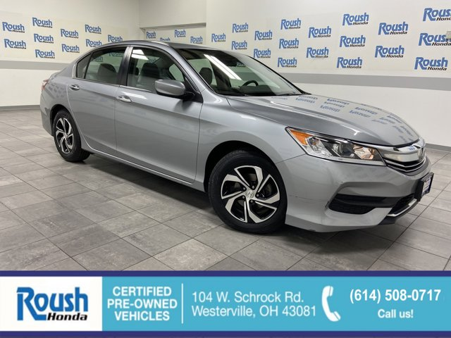 Used 2017 Honda Accord Sedan in Westerville, OH