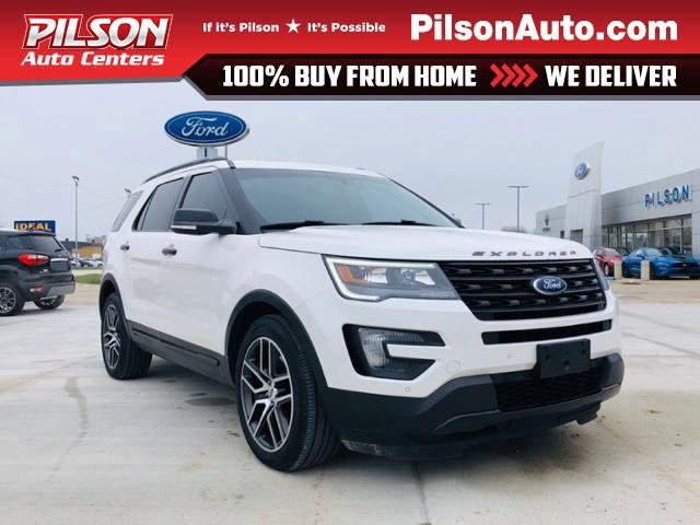 Used 2016 Ford Explorer in Mattoon, IL