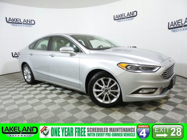 Used 2017 Ford Fusion in ,