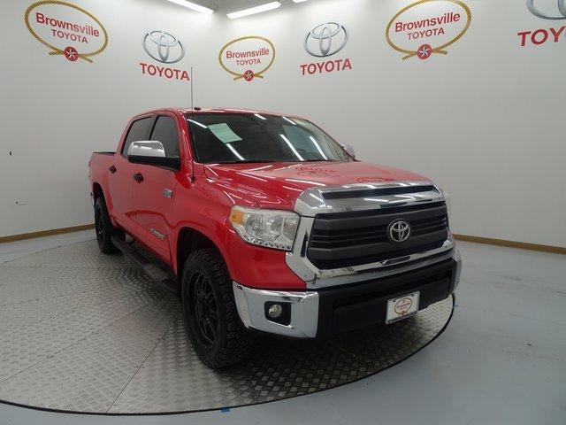 Used 2015 Toyota Tundra in Brownsville, TX