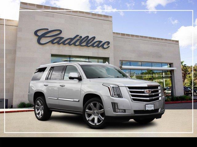 2018 Cadillac Escalade Premium Luxury 4WD 4dr Premium Luxury Gas V8 6.2L/376 [17]