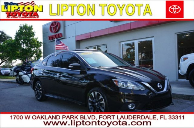 Used 2017 Nissan Sentra in Ft. Lauderdale, FL