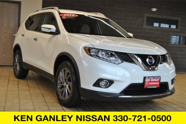 Used 2016 Nissan Rogue in Medina, OH
