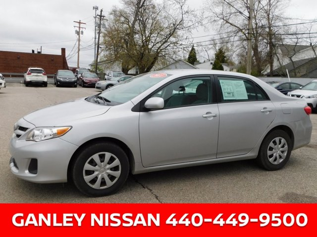 Used 2011 Toyota Corolla in , OH