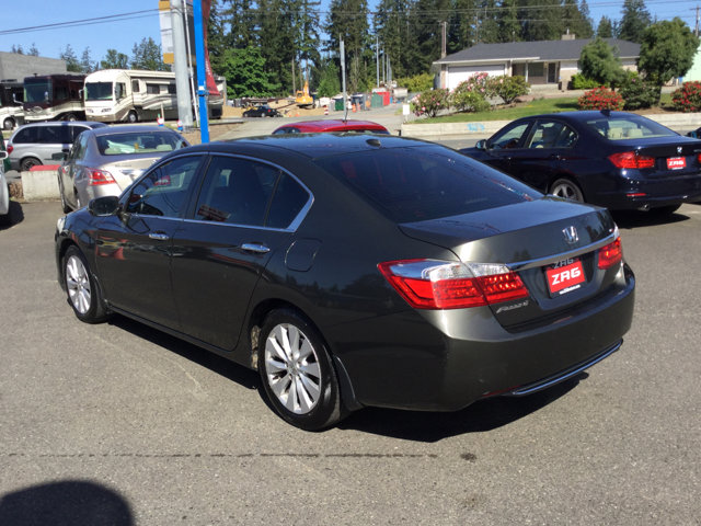 Used 2014 Honda Accord Sedan 4dr I4 CVT EX-L