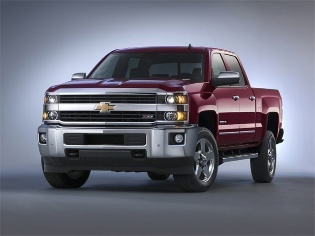 Used 2015 Chevrolet Silverado 2500HD Built After Aug 14 in Oklahoma City, OK