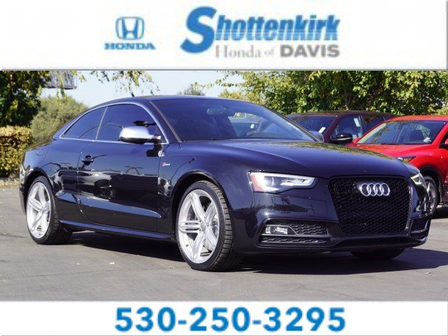 Used 2014 Audi S5 in Davis, CA