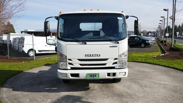 New 2019 Isuzu NPR FE1