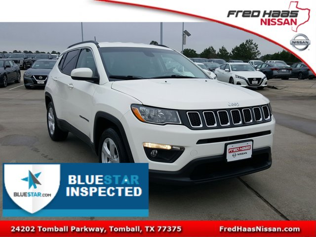 Used 2019 Jeep Compass in Tomball, TX