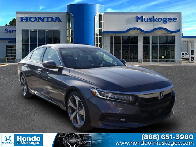 New 2018 Honda Accord Sedan in Muskogee, OK
