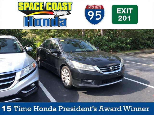 Used 2015 Honda Accord Sedan in Cocoa, FL