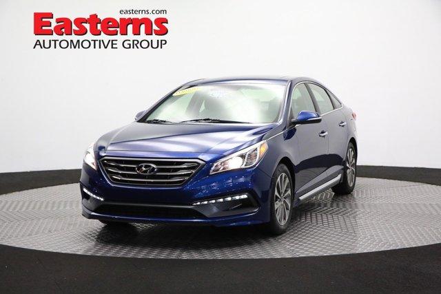 2016 Hyundai Sonata Sport Premium Technology 4dr Car