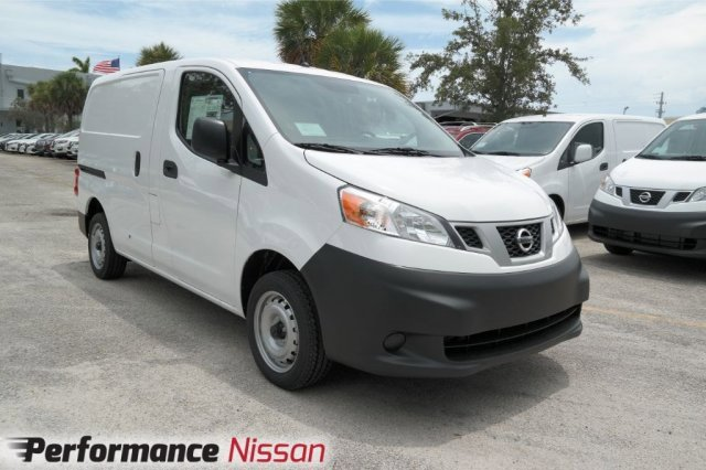 New 2019 Nissan NV200 in Pompano Beach, FL