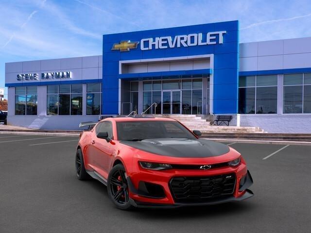 New 2019 Chevrolet Camaro in Marietta, GA