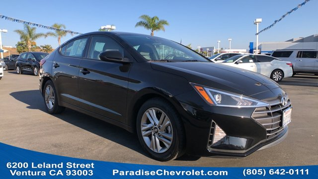 2019 Hyundai Elantra SEL SEL Auto Regular Unleaded I-4 2.0 L/122 [5]