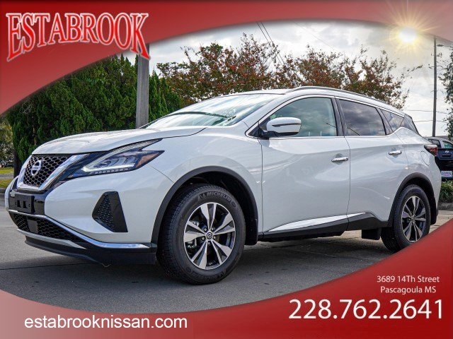 New 2019 Nissan Murano in Pascagoula, MS