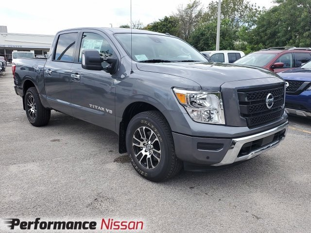 New 2020 Nissan Titan in Pompano Beach, FL