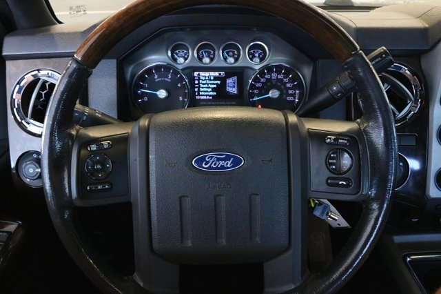 Used 2013 Ford Super Duty F-250 SRW Platinum Pickup 4D 6 3-4 ft