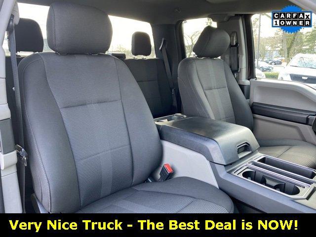2018 Ford F-150 XLT 4WD SuperCab 6.5' Box