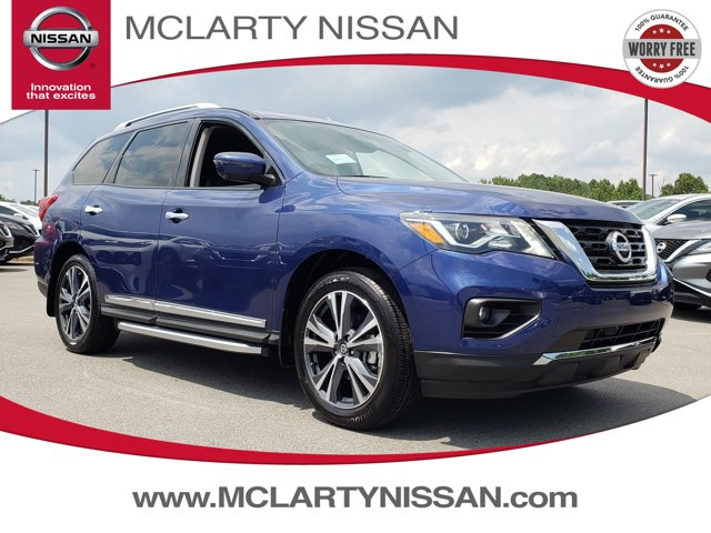 New 2019 Nissan Pathfinder in Benton, AR
