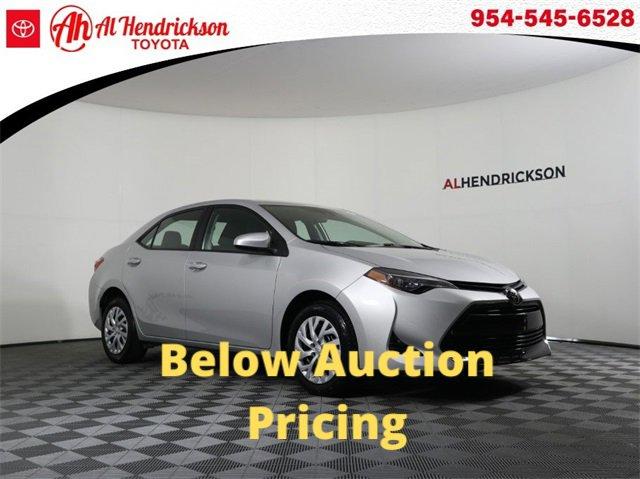 Used 2019 Toyota Corolla in Coconut Creek, FL