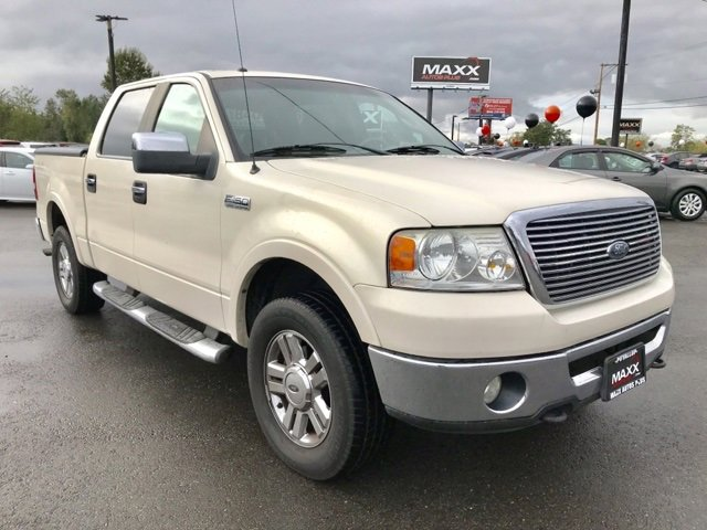 Used 2007 Ford F-150 in Puyallup, WA