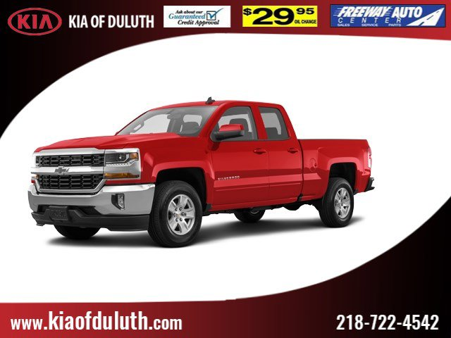 Used 2016 Chevrolet Silverado 1500 in Duluth, MN