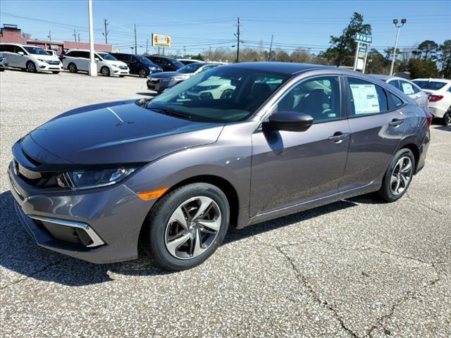 New 2020 Honda Civic Sedan in Auburn, AL