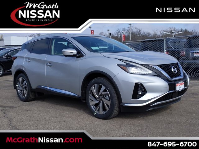 2020 Nissan Murano SL AWD SL Regular Unleaded V-6 3.5 L/213 [4]