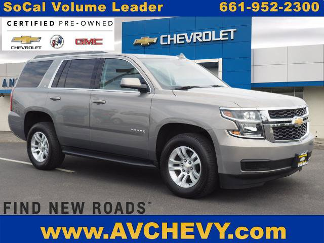 2019 Chevrolet Tahoe LT 4WD 4dr LT Gas/Ethanol V8 5.3L/ [2]