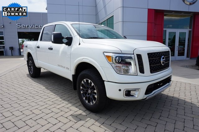 Used 2018 Nissan Titan in Kansas City, MO