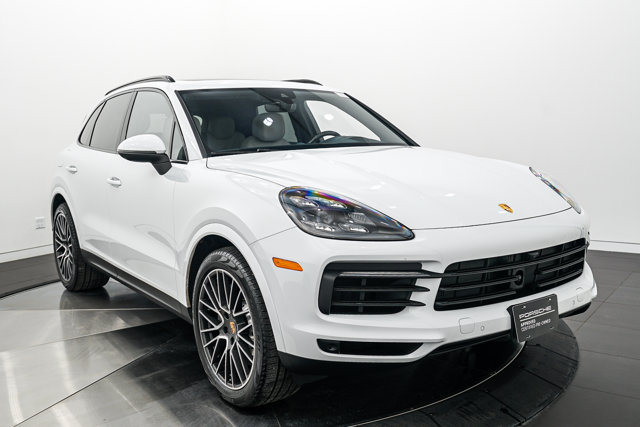 The 2019 Porsche Cayenne S photos