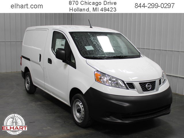 New 2017 Nissan NV200 Compact Cargo in Holland, MI