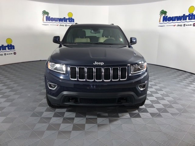 2016 Jeep Grand Cherokee Laredo photo