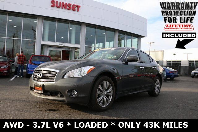 Used 2013 INFINITI M37 in Sumner, WA