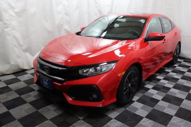 Used 2017 Honda Civic Hatchback in Akron, OH