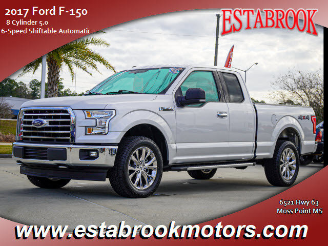 Used 2017 Ford F-150 in Moss Point, MS