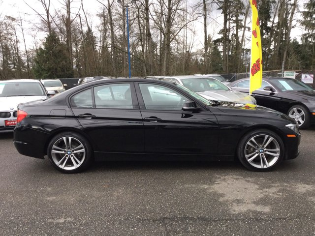 Used 2014 BMW 3 Series 4dr Sdn 328i RWD SULEV