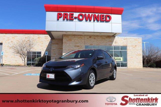 Used 2017 Toyota Corolla in Granbury, TX