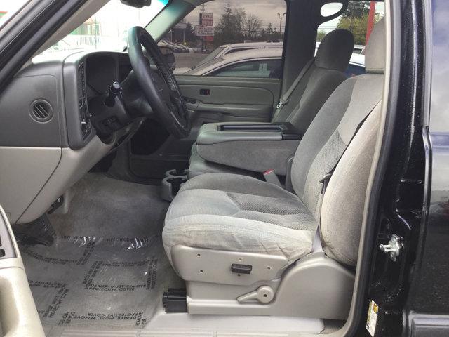 Used 2004 Chevrolet Tahoe Special Service Veh 4dr 4WD