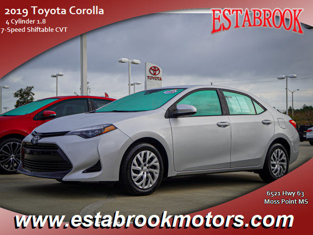 Used 2019 Toyota Corolla in Moss Point, MS