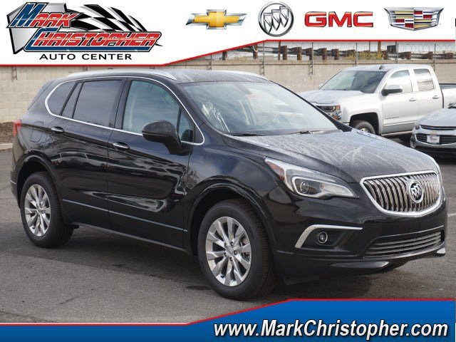 New 2017 Buick Envision in Ontario, CA