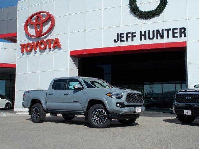 New 2020 Toyota Tacoma in Waco, TX