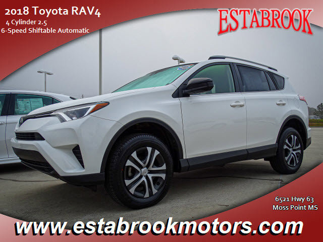 Used 2018 Toyota RAV4 in Moss Point, MS