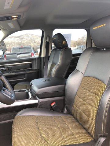 Used 2016 Ram 1500 4WD Crew Cab 140.5 Sport