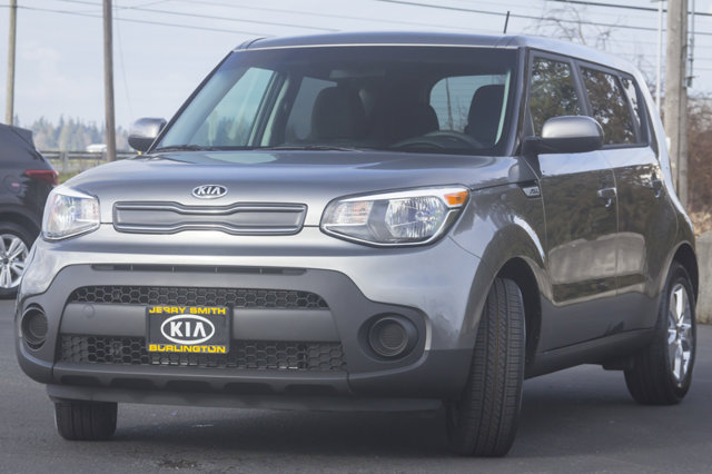 New 2019 Kia Soul Base Auto SAV