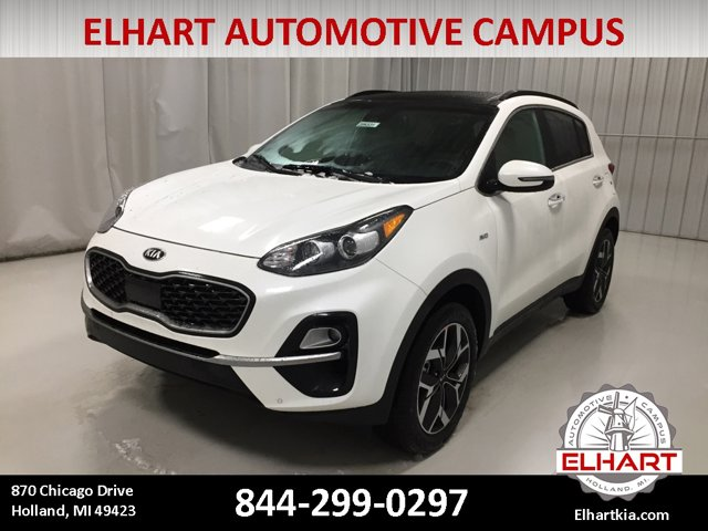 New 2020 KIA Sportage in Holland, MI