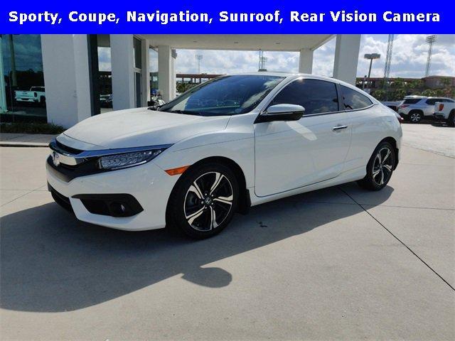 Used 2017 Honda Civic Coupe in Lakeland, FL