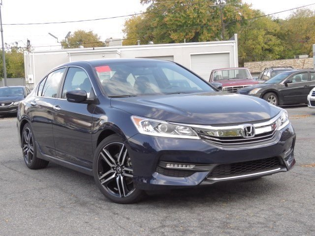 New 2017 Honda Accord Sedan in Emmaus, PA